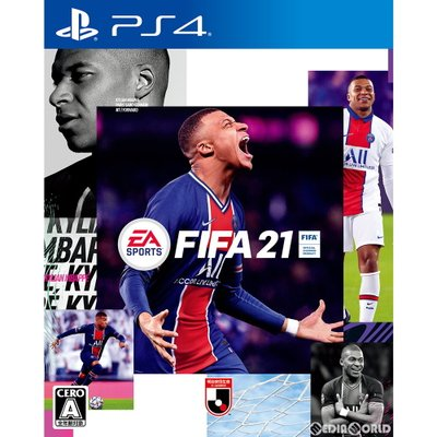 【PS4】 FIFA 21 [通常版]の商品画像