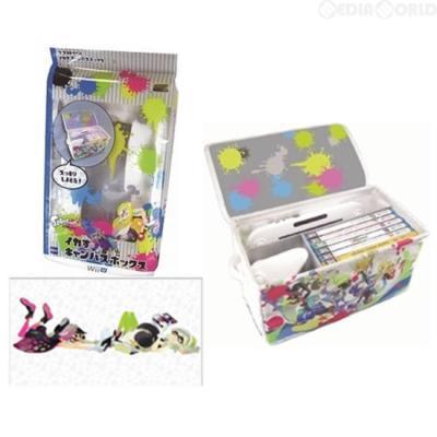 スプラトゥーン イカす キャンバスボックス JES311の商品画像