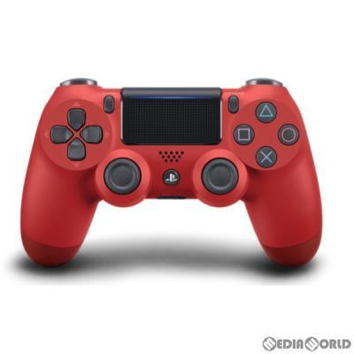 PS4 ワイヤレスコントローラー(DUALSHOCK4) マグマ・レッド CUH-ZCT2J11の商品画像
