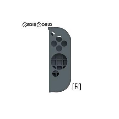 CYBER・シリコングリップカバー(SWITCH Joy-Con用) グレー[R]の商品画像