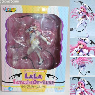 To LOVEる -とらぶる- ララ・サタリン・デビルーク (1/8スケール PVC塗装済み完成品) [グッドスマイルカンパニー]の商品画像