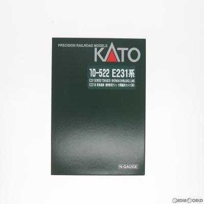 KATO E231系電車(東海道線・湘南新宿ライン)付属編成5両セット 10-522の商品画像