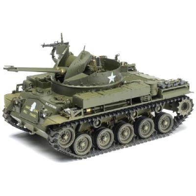 M42A1 自走 高射機関砲 ダスター 後期型 (ベトナム戦争) (1/35スケール AFVキットシリーズ FV35042)の商品画像