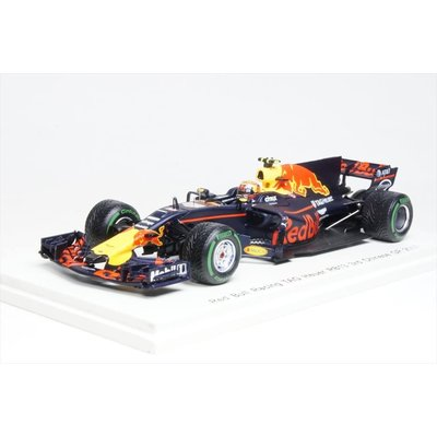 Red Bull Racing TAG Heuer RB13 No.33 3rd Chinese GP 2017 Max Verstappen (1/43スケール S5037)の商品画像