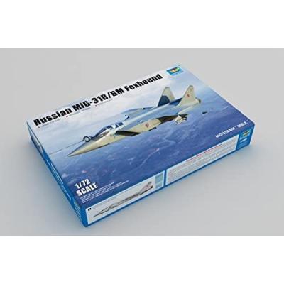 MiG-31B/BM フォックスハウンド (1/72スケール 01680)の商品画像