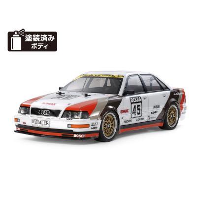 1/10RC 1991 アウディ V8 ツーリング (TT-02シャーシ) 58682の商品画像