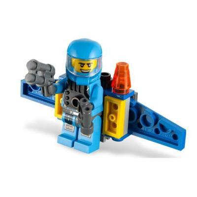 30141 エイリアン・コンクエスト ジェットパックの商品画像