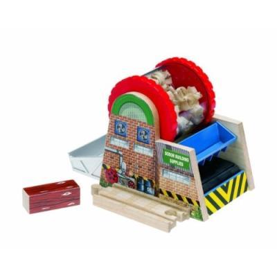 フィッシャープライス トーマス木製レールシリーズ ウッドチッパー Y4094の商品画像