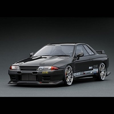 TOP SECRET GT-R (VR32) Gun Metallic (1/18スケール IG1521)の商品画像
