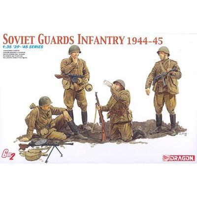 ソビエト軍 親衛歩兵 1944-45 (1/35スケール 39-45 SERIES 6376)の商品画像