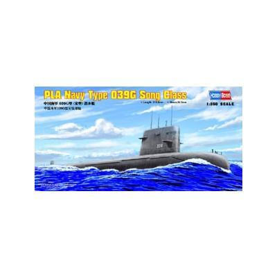 中国海軍039G型(栄型)潜水艦 (1/350スケール 83502)の商品画像