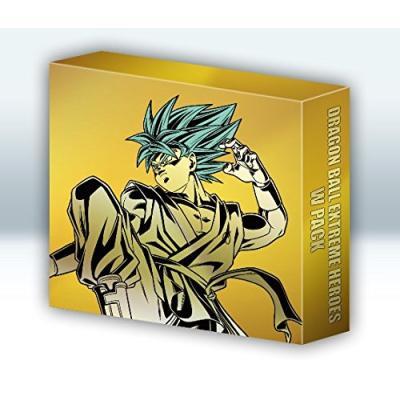 【3DS】 ドラゴンボールエクストリームヒーローズ Wパックの商品画像