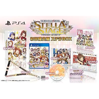 【PS4】 アイドルマスター ステラステージ [ステラBOX]の商品画像