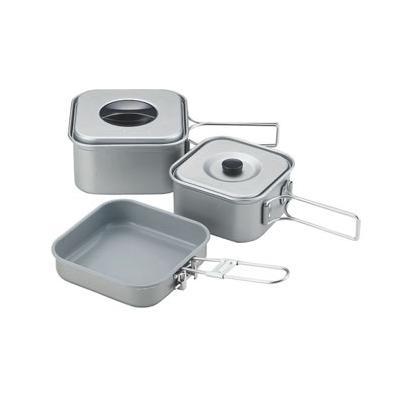 アウトドア調理器具 クッカーセット