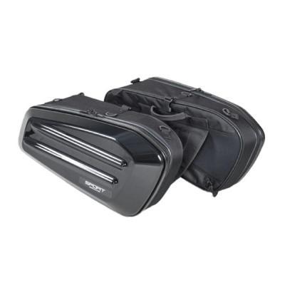 バイク用サイドバッグ、サドルバッグ