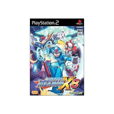 【PS2】 ロックマンX8の商品画像