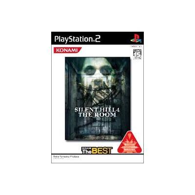 【PS2】 サイレントヒル4 THE ROOM [コナミ ザ ベスト]の商品画像