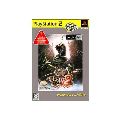 【PS2】 モンスターハンター2 (ドス) [PlayStation 2 the Best]の商品画像