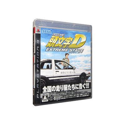 【PS3】 頭文字D EXTREME STAGE [通常版]の商品画像