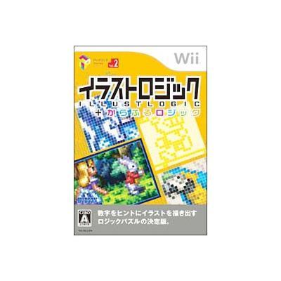 【Wii】 パズルシリーズ Vol.2 イラストロジック+からふるロジックの商品画像