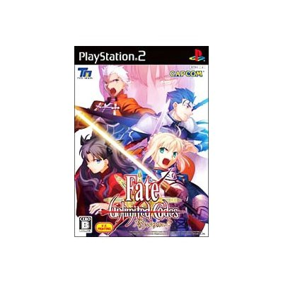 【PS2】 Fate/unlimited codes (通常版)の商品画像