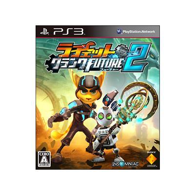 【PS3】 ラチェット&クランク FUTURE 2の商品画像