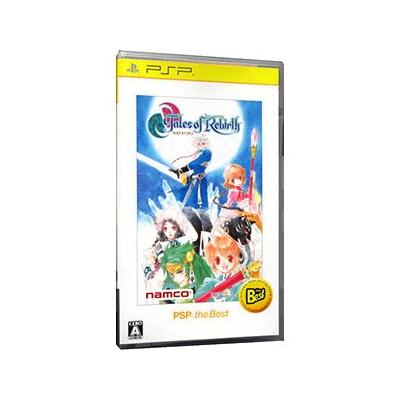 【PSP】 テイルズ オブ リバース [PSP the Best]の商品画像