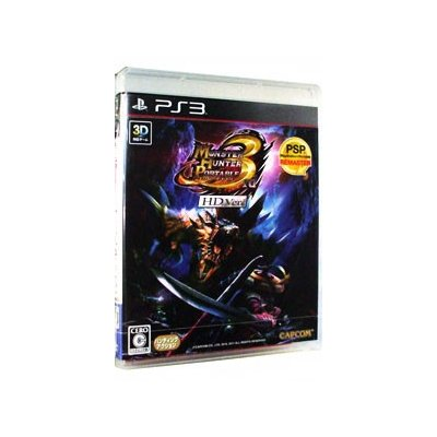 【PS3】 モンスターハンターポータブル 3rd HD Ver. [通常版]の商品画像