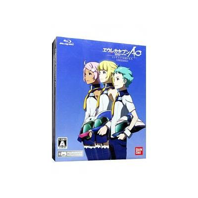 【PS3】 エウレカセブンAO -ユングフラウの花々たち- GAME&OVA Hybrid Disc [初回限定生産版]の商品画像