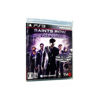 【PS3】 セインツロウ ザ・サード フルパッケージの商品画像