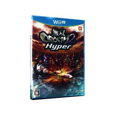 【Wii U】 無双OROCHI2 Hyperの商品画像