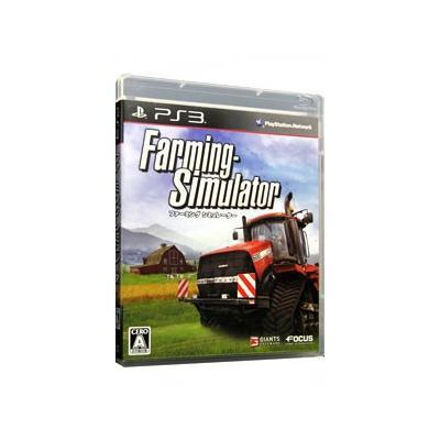 【PS3】 Farming Simulator (ファーミングシミュレーター)の商品画像