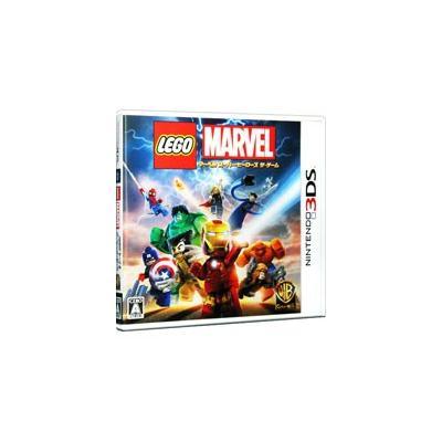 【3DS】 LEGO マーベル スーパー・ヒーローズ ザ・ゲームの商品画像