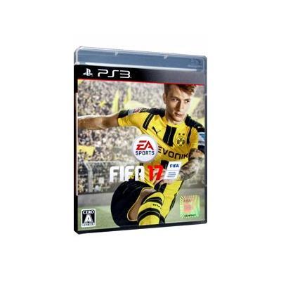 【PS3】 FIFA 17 [通常版]の商品画像
