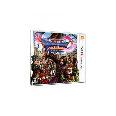 【3DS】 ドラゴンクエストXI 過ぎ去りし時を求めての商品画像
