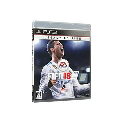 【PS3】 FIFA 18 [Legacy Edition]の商品画像