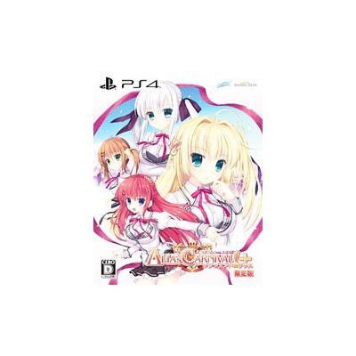 【PS4】 ALIA s CARNIVAL! サクラメントプラス [限定版]の商品画像