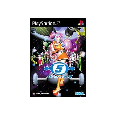 【PS2】 スペースチャンネル5の商品画像