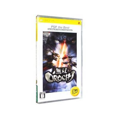 【PSP】 無双OROCHI [PSP the Best]の商品画像