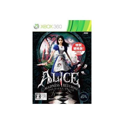 【Xbox360】 アリス マッドネス リターンズ [価格改定版]の商品画像