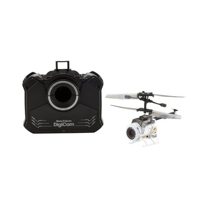 カメラ付き超小型ヘリコプター ナノファルコンデジカムの商品画像