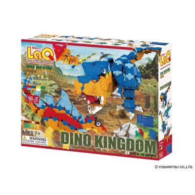 ラキュー ダイナソーワールド ディノキングダムの商品画像