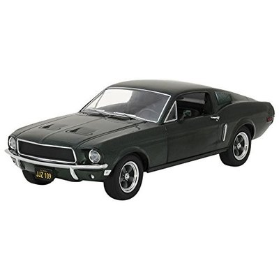 Bullitt (1968) - 1968 Ford Mustang GT Fastback (1/24スケール ブリット 84041)の商品画像