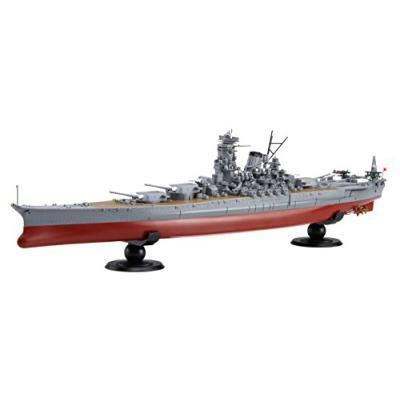 日本海軍戦艦 紀伊(超大和型戦艦) (1/700スケール 艦NEXT No.3 460031)の商品画像