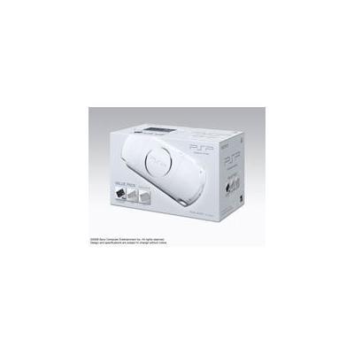 PSP バリューパック PSPJ-30009 (パール・ホワイト)の商品画像