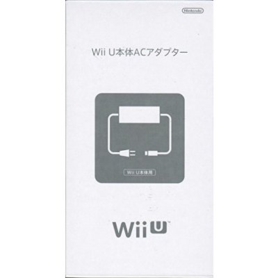 Wii U本体ACアダプターの商品画像