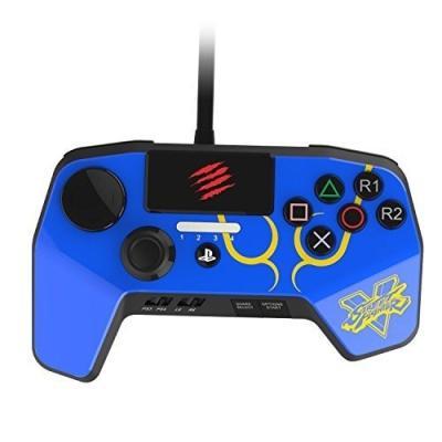 ストリートファイター V ファイトパッド PRO ブルー CHUN-LIデザインの商品画像