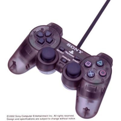 アナログコントローラ (DUALSHOCK 2) ゼン・ブラックの商品画像