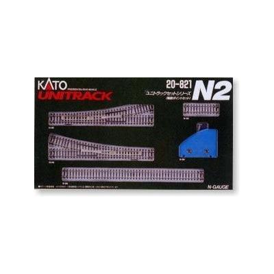KATO ユニトラックセット N2 電動ポイントセット 20-821の商品画像