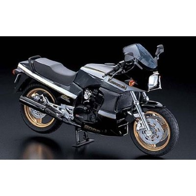 GPZ 900R (クリアーカウル) (1/12スケール ネイキッドバイク No.5 028483)の商品画像